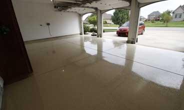 Raleigh Garage Floor Coating
