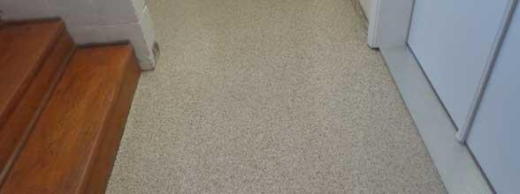 basement floor finish epoxy