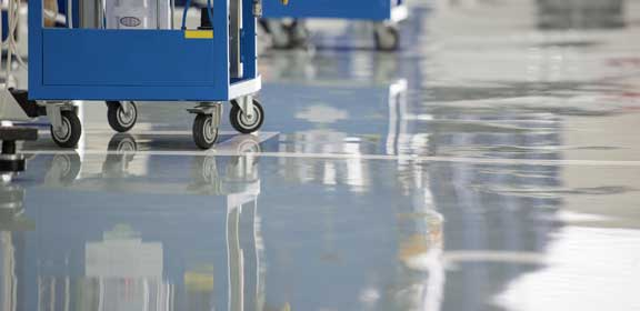 Maintaining Industrial Epoxy