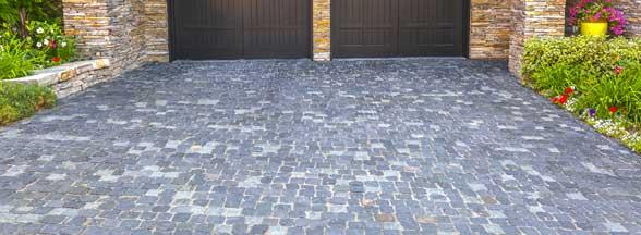 concrete driveway overlay
