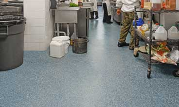 Admirable Commercial Kitchen Flooring Epoxy Floor Coatings Raleigh Home Interior And Landscaping Synyenasavecom