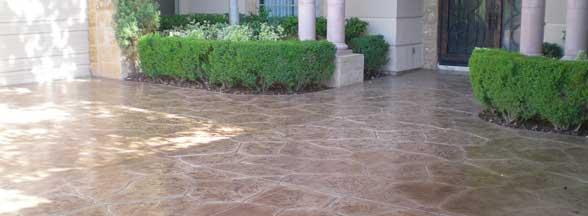 concrete overlay repair