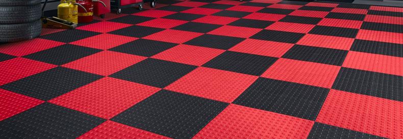 Garage Floor Vnyl