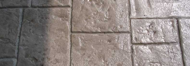 Stone Stamped Concrete