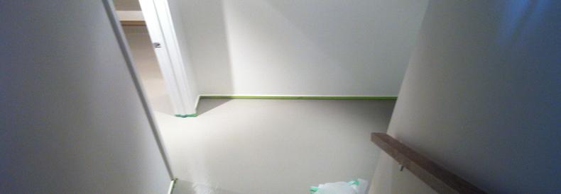 Basement Floor Coating
