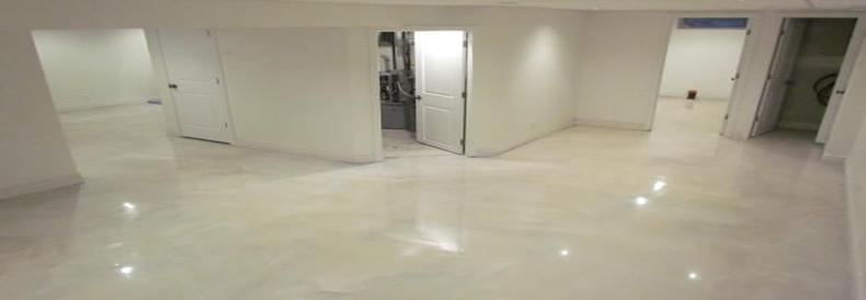 Concrete Basement Flooring