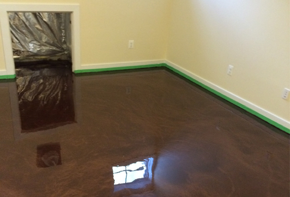 Basement Epoxy Flooring Benefits