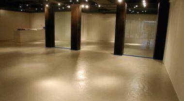 Basement epoxy