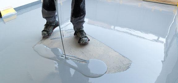 Epoxy Flooring Raleigh